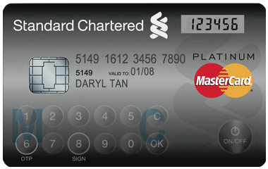 New Mastercard